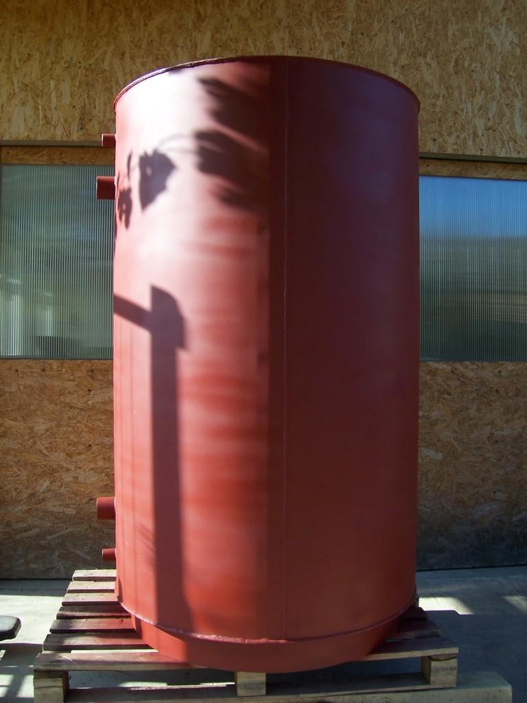 1 köbméteres puffertartály